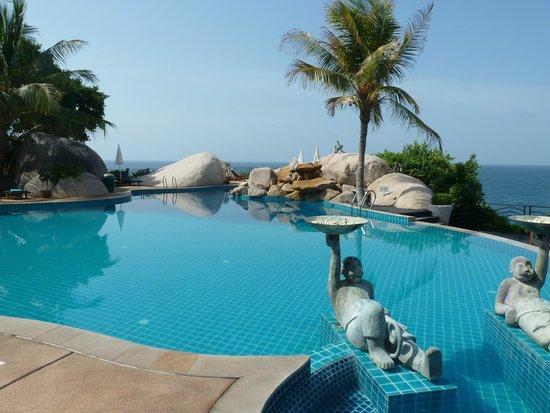 Jamahkiri Resort & Spa : piscine