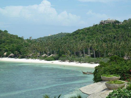 "Jamahkiri Resort & Spa: plage sable blanc devant ""Haad Tien beach"""