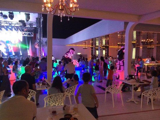 Maxx Royal Belek Golf Resort: Nice entertainment show every evening!