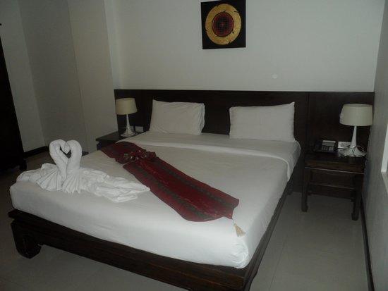 Garden Phuket Hotel: les chambres, avec tout le confort et propreté