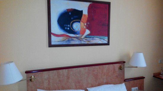 Hotel Astor Wuppertal: Painting 1