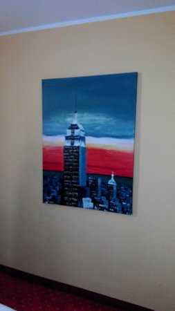 Hotel Astor Wuppertal: Painting 2