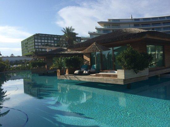 Maxx Royal Belek Golf Resort: Nice pool villas :)!