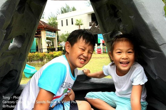 Grand West Sands Resort & Villas Phuket: Kids Club