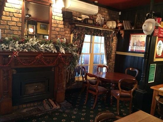 Fox and Hound: very cosy