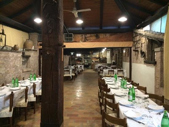 Ristorante L'Ulivo: sala