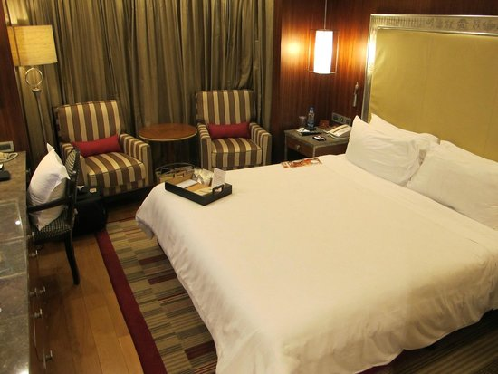 ITC Maurya, New Delhi : Excellent rooms