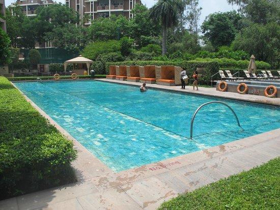 ITC Maurya, New Delhi : Excellent facilities