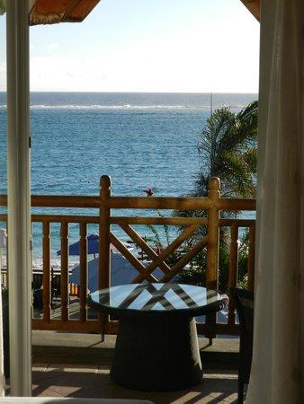 Pearle Beach Resort & Spa : chambre avec vue sur mer