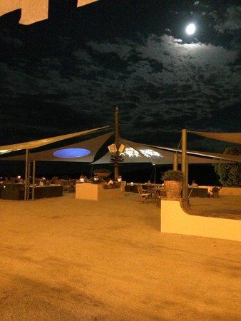 Restaurant Sant Pere del Bosc : Bella notte