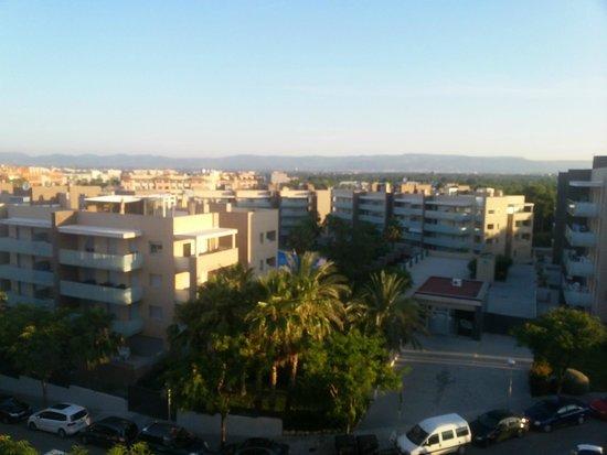 Hotel-Aparthotel Dorada Palace: Вид из номера 424.