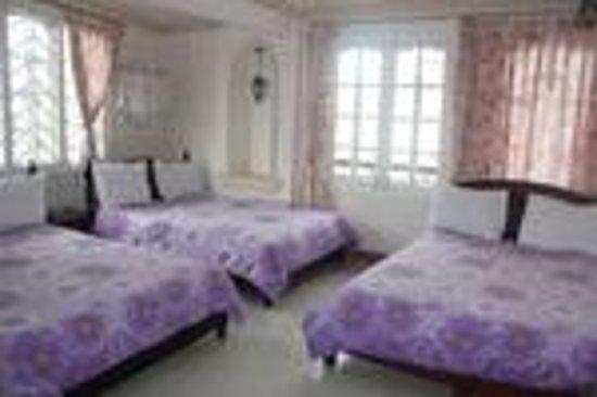 Dalat Central Hostel : Family room