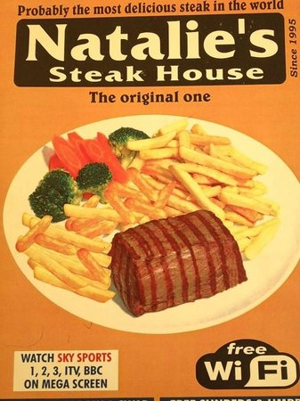 Natalie's Steak House: Natalies Steak House