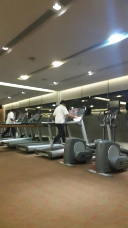 Holiday Inn New Delhi Mayur Vihar Noida: An Excellent Gym.
