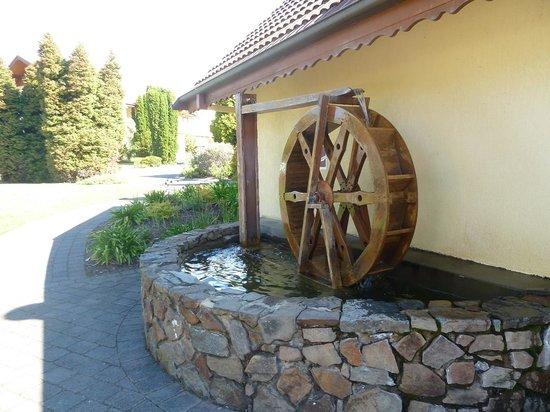 "Aspect Tamar Valley Resort : The ""Water Wheel"""