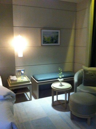 Hotel Nikko Saigon: お花がかわいい