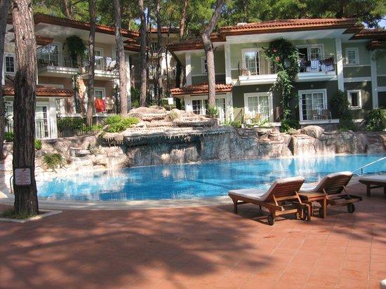 Grand Yazici Club Turban: Бассейн для отдыха