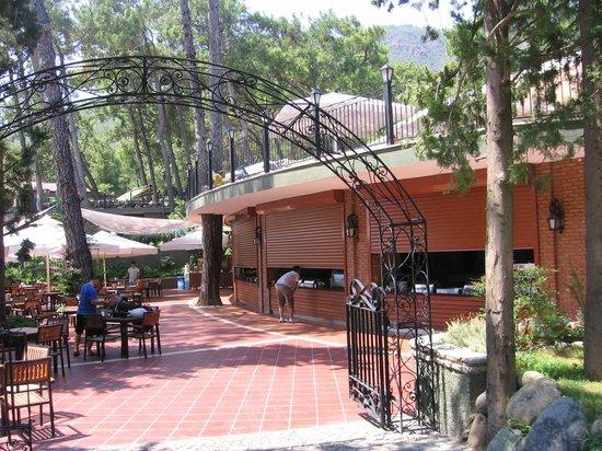 Grand Yazici Club Turban: Дневной ресторан