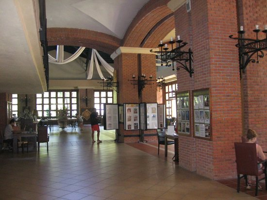 Grand Yazici Club Turban: Холл