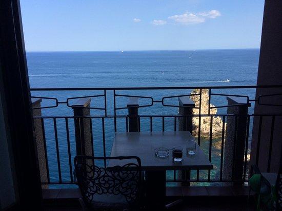 Atahotel Capotaormina : балкон