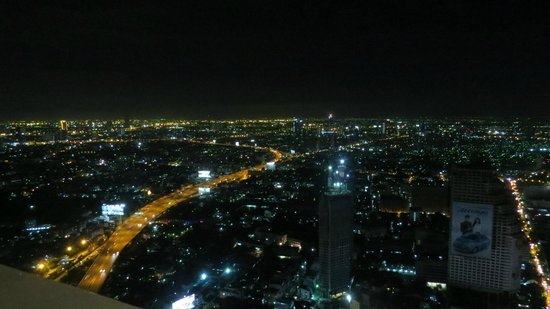 Tower Club at Lebua: View from the Sky Bar