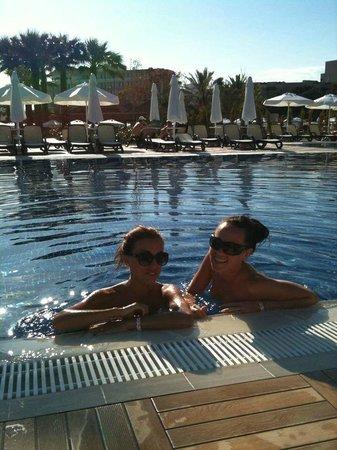 Crystal Tat Beach Golf Resort & Spa : One of the pools