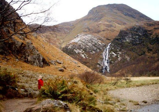 Steall Waterfall: Standing in Awe