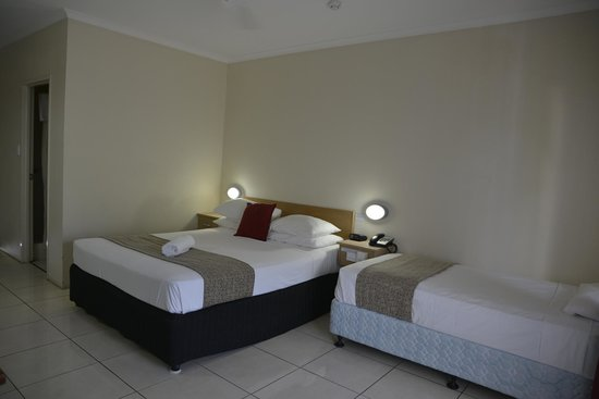 Cairns City Sheridan : Bedroom