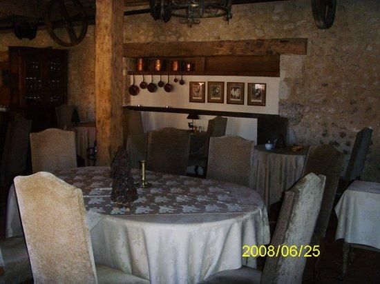Domaine de Villeray : restaurant 1