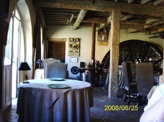 Domaine de Villeray : restaurant 2