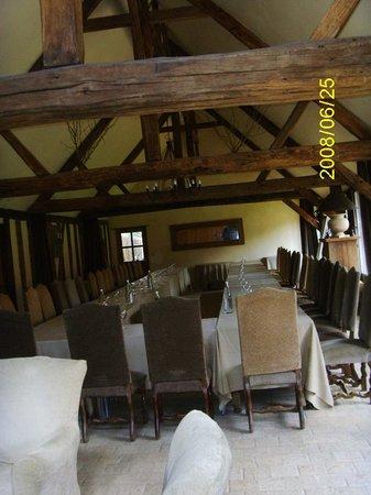 Domaine de Villeray : restaurant 4