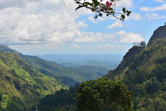 Ella Gap Panorama : THIS IS ACTUAL ELLA GAP