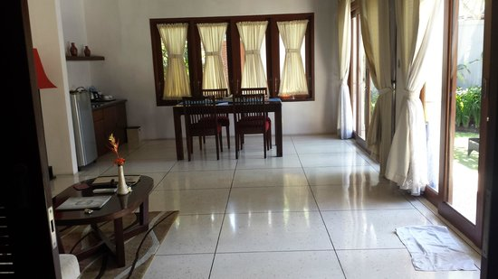 Wyndham Garden Kuta: Inside the villa