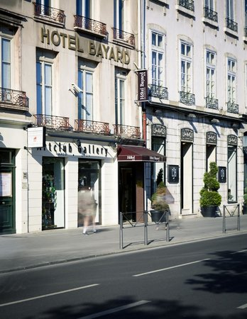 Hotel Bayard Bellecour : Façade de l'hôtel