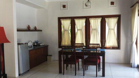 The Kuta Playa Hotel and Villas: Inside the villa