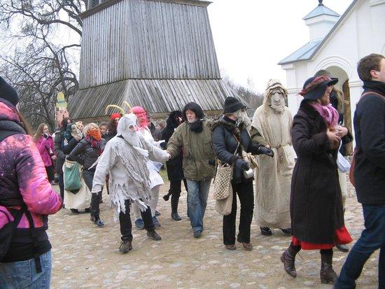 Rumsiskes Open-Air Museum: Uzgavenes