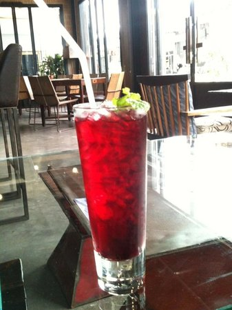 Inn A Day: delicious welcome drink