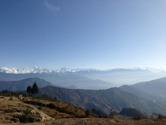 Sublime Trails: look far beyond the mountains!