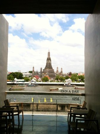 Inn A Day: the view