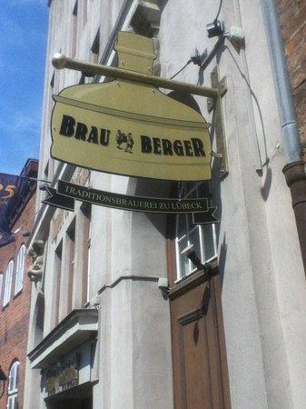 Brauberger zu Lübeck: Brau Berger- Great beer
