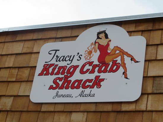 Tracy's King Crab Shack: logo
