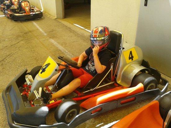 Karting Can Picafort: The Cadet Kart