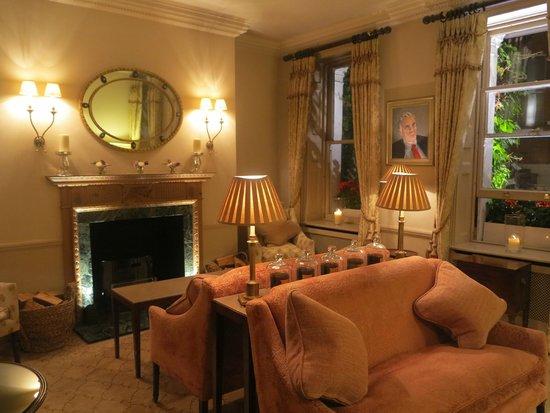 Durrants Hotel : Интерьер отеля