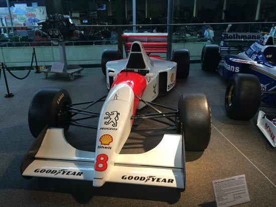Beaulieu National Motor Museum: F1 Car