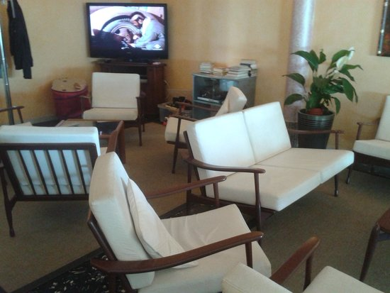 Hotel Tropical : SALOTTINO