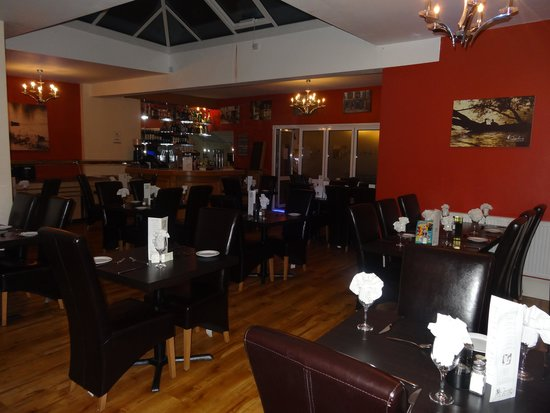Quackers Restaurant: Our restaurant