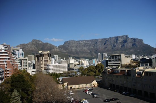 Rockwell All Suite Hotel: Table Mountain View.....