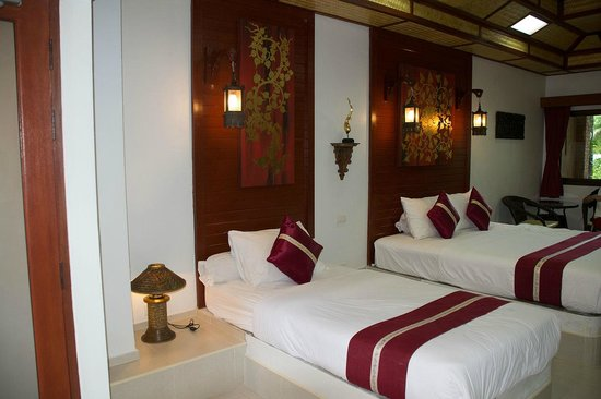 Friendship Beach Resort & Atmanjai Wellness Centre: Option 2 Room No. 73