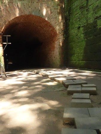 Sarushima Island (Monkey Island): トンネル