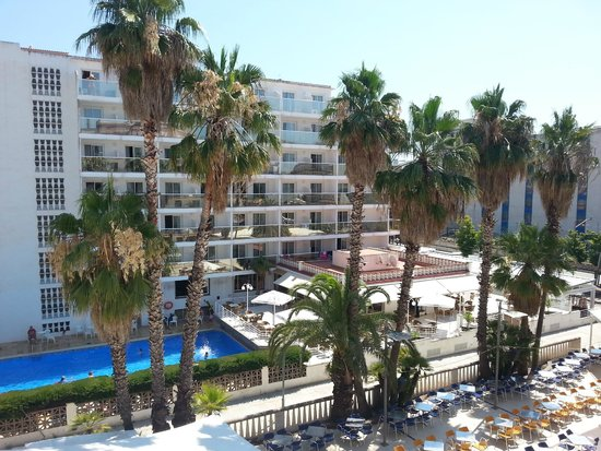 Hotel Alhambra: View2